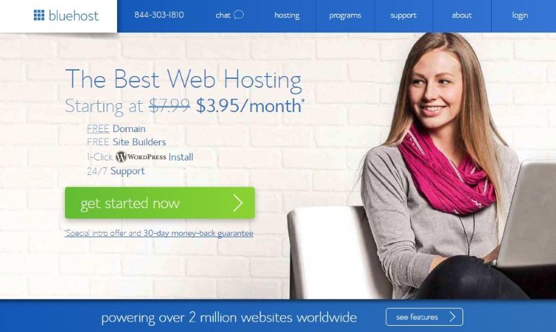 Custom Professional Bluehost Webmail