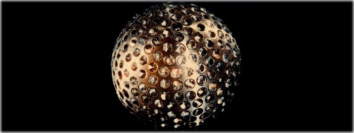 bizarra bola de espelhos que orbita a Terra