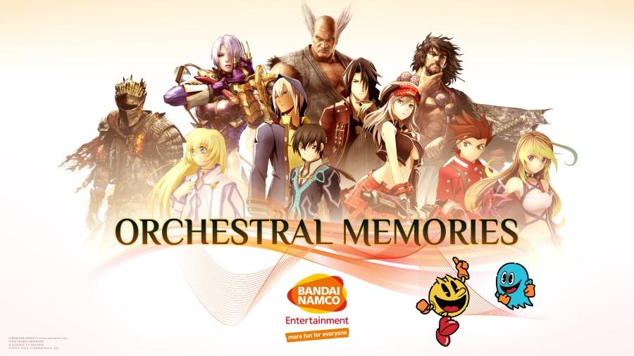 Orchestral Memories, le concert symphonique des franchises de BANDAI NAMCO