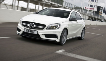2017 Mercedes A45 AMG, review, price, redesign, realese date, interior, exterior, engine