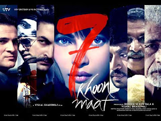 7 Khoon Maaf Dialogues