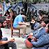 Con charlas y asesoramiento jurídico gratis La Cámpora sale a los barrios