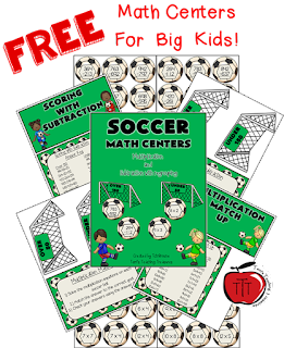 https://www.teacherspayteachers.com/Product/Soccer-Math-Centers-Multiplication-and-Subtraction-2389060?utm_source=www.classroomfreebies.com&utm_campaign=Soccer%20Math%20Centers%20CF%20Post