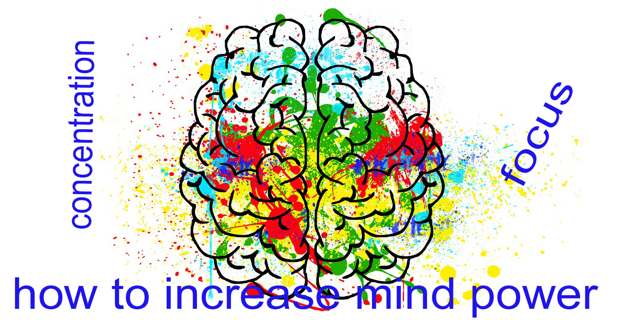 Tips to increase memory power and concentration