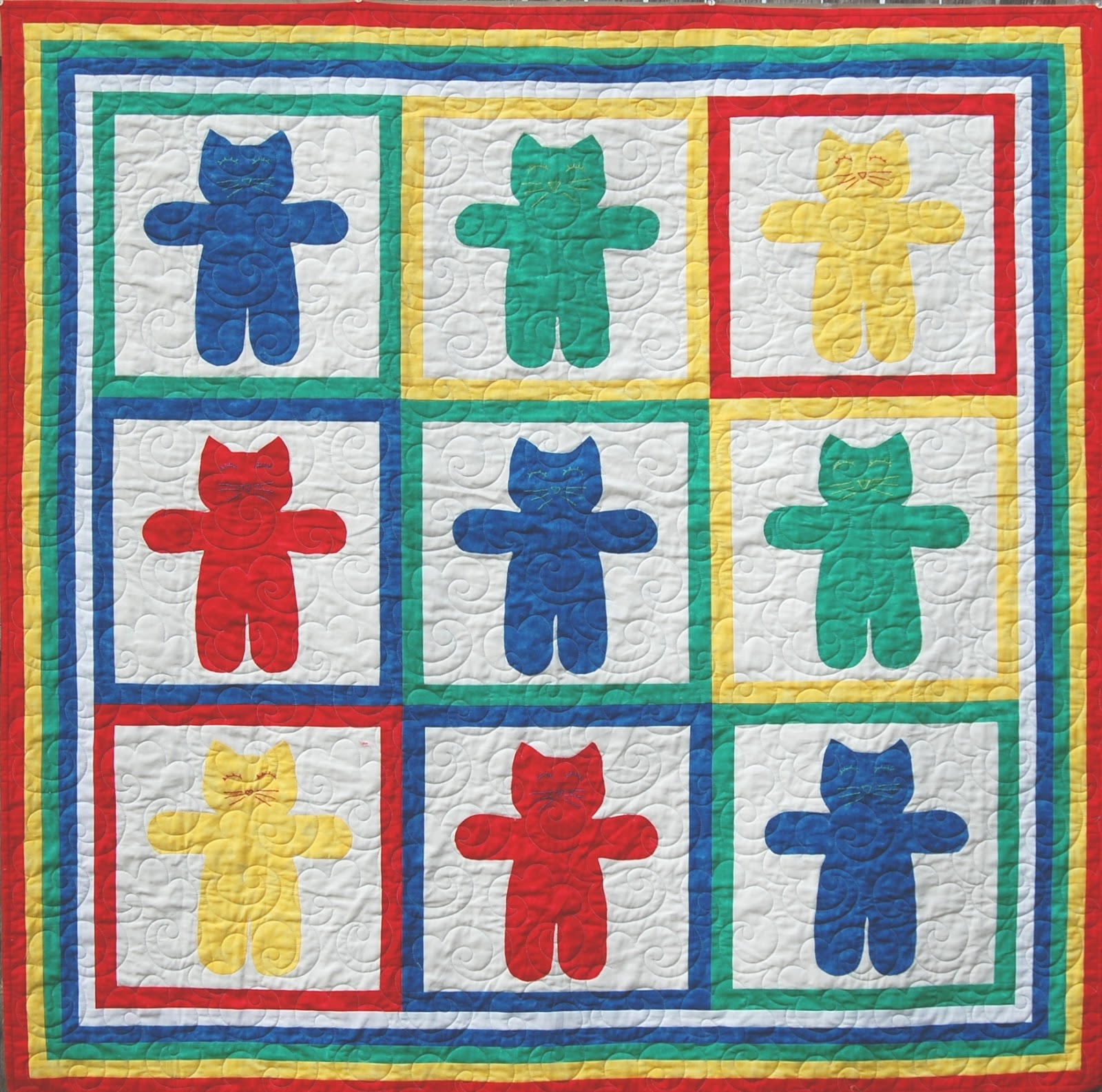 Baby Quilt Patterns - Bing images