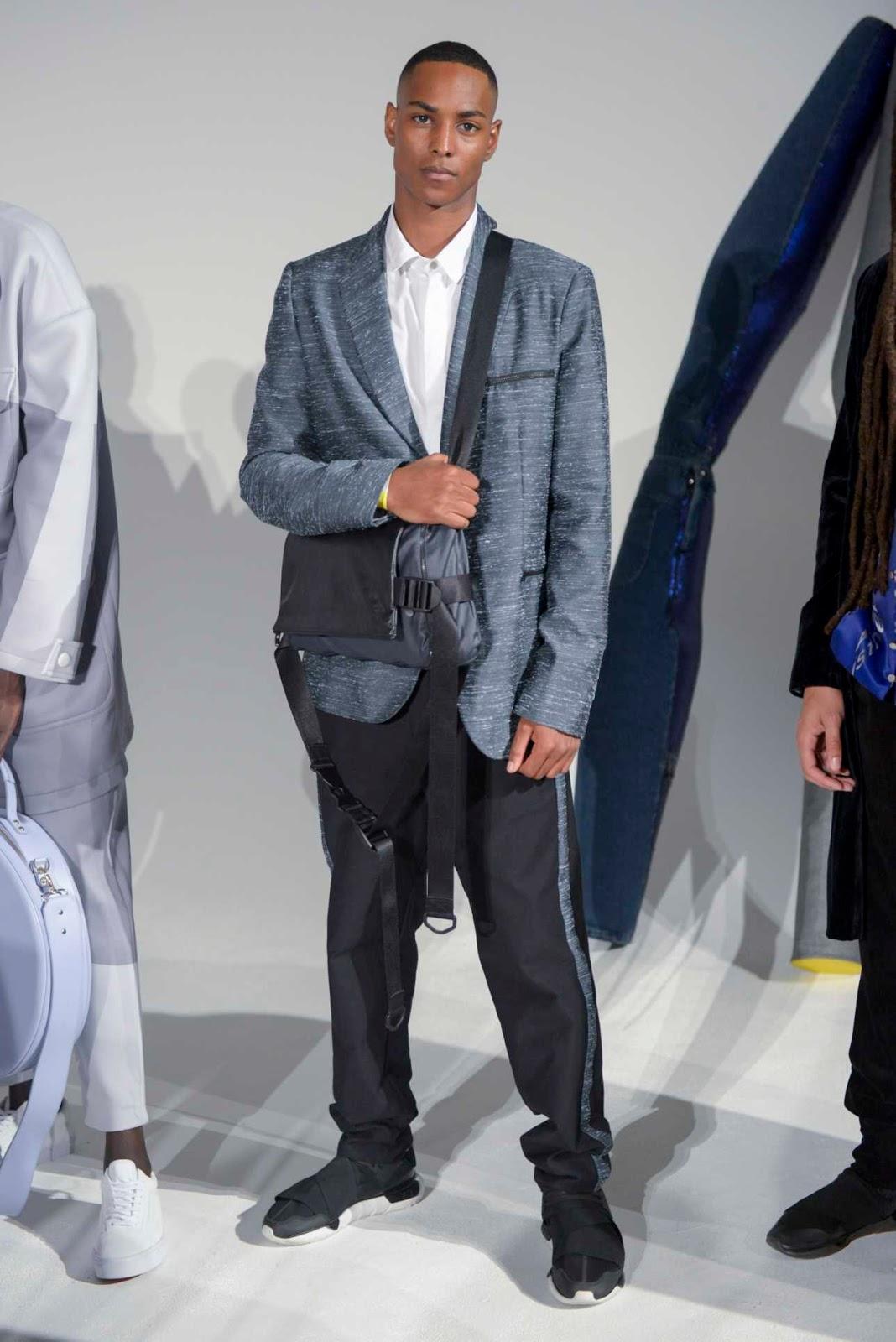 vanessa zhang springsummer 2019 new york fashion week mens