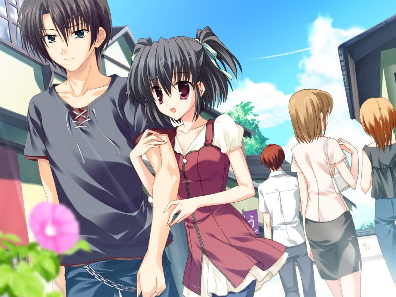 America gods anime 39 s best anime couple - Anime couple pictures ...