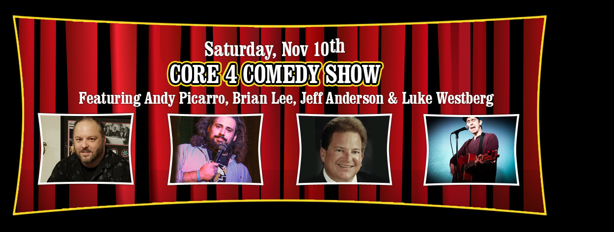 Live Comedy @ Carson Valley Inn | Minden | Nevada | United States
