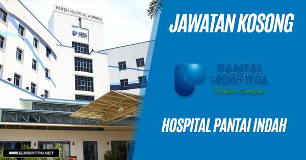 jawatan kosong hospital pantai indah 2019