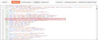 #Gambar 6 Cara Verifikasi Blog Ke Google Webmaster