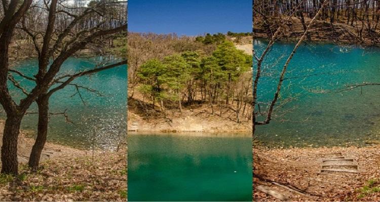 Lacul Albastru din Maramures