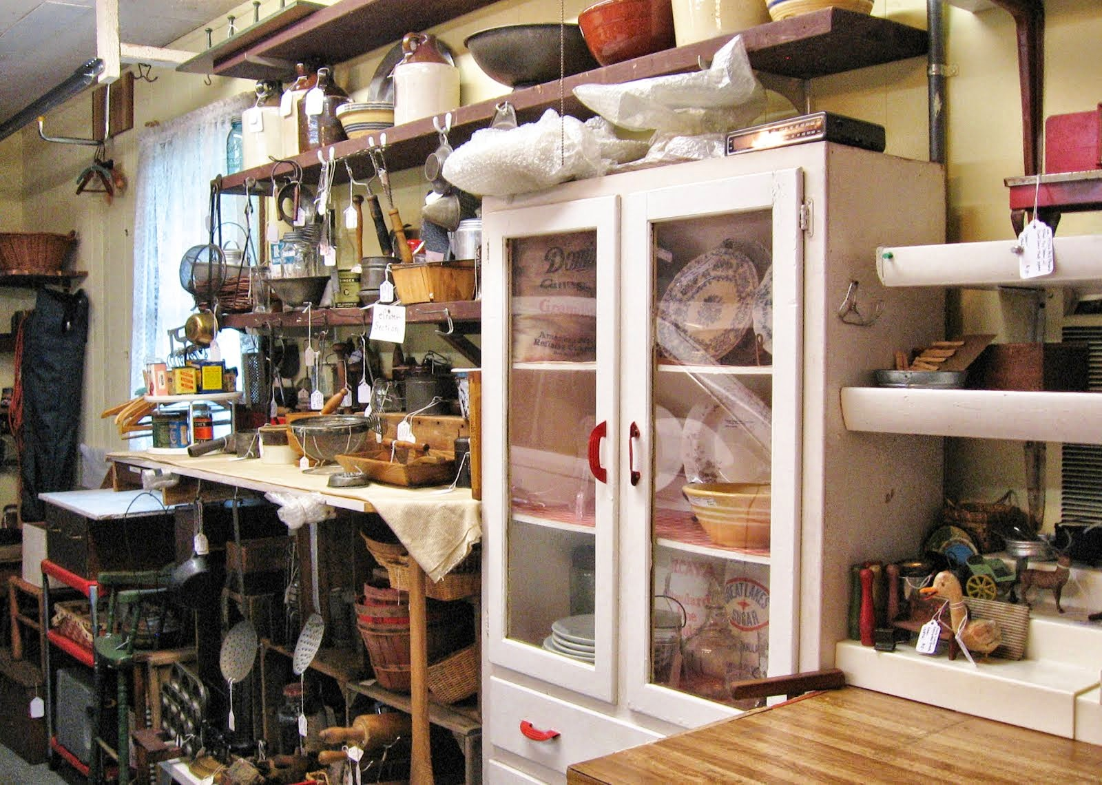 Antiques Stored