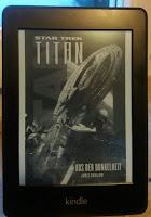 das Cover zeigt die Titan