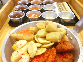 Pinoy Mix Street food