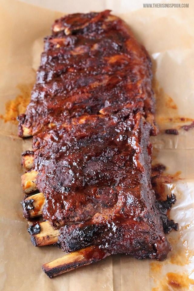 Barbecued Ribs In Crock Pot Recipe