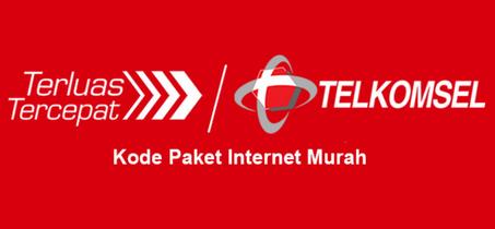 Kumpulan Dial Paket Internet Paling Murah Telkomsel Terbaru 2018