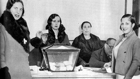 Resultado de imagen para mujeres votaron en españa en 1933