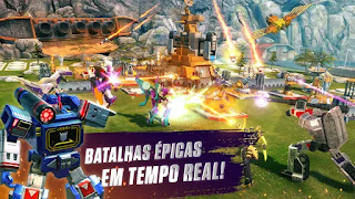 Transformers - Earth Wars Apk Mod