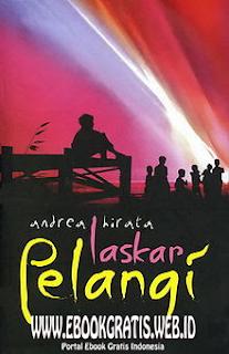 Ebook Novel Laskar Pelangi