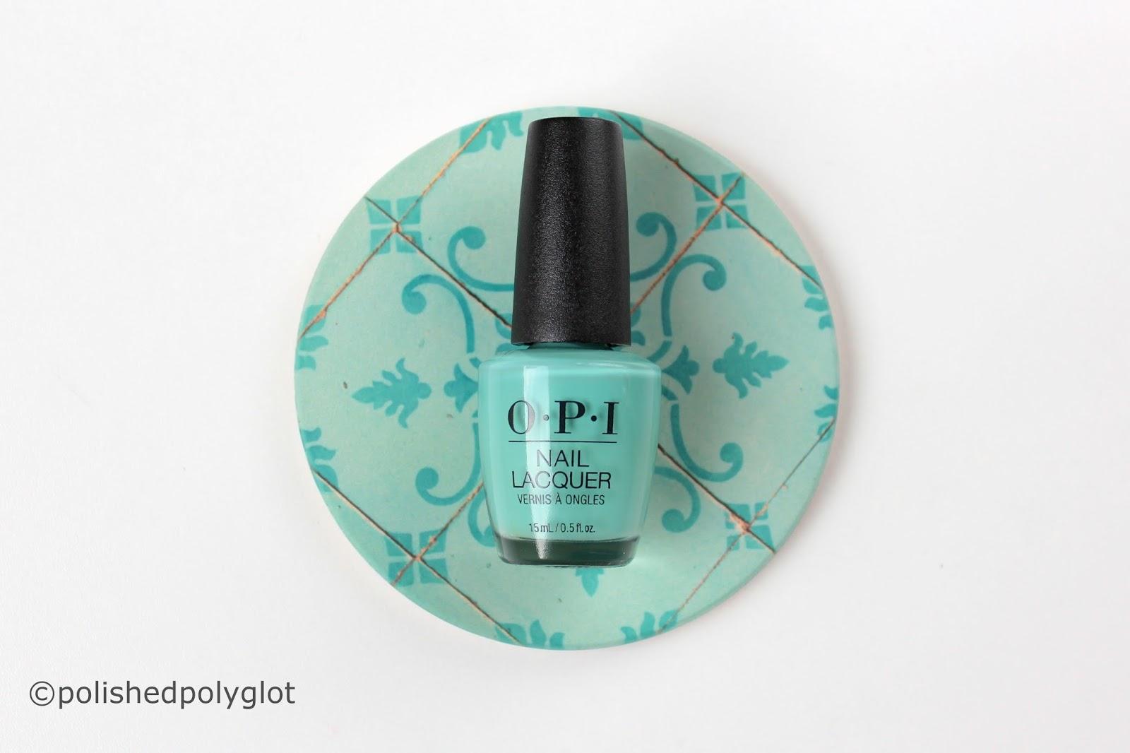 nail polish opi lisbon collection for spring summer 2018