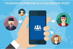How to Tag People In A Facebook Post