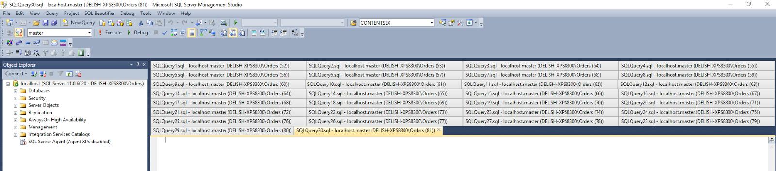 ApexSQL Search - Free SQL search | ApexSQL