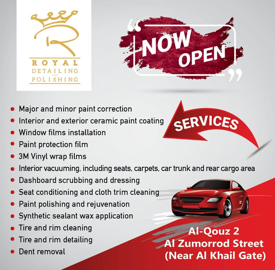 Royal Detailing Polishing Services