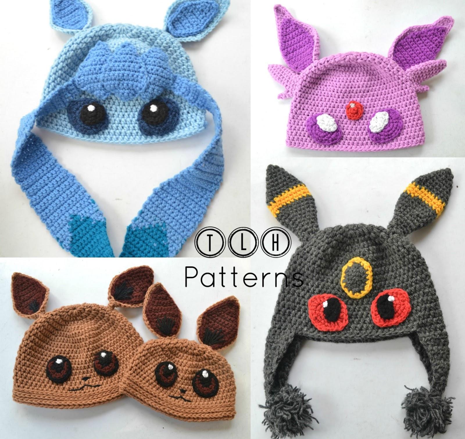 FREE Pokemon Pikachu Inspired Hat Crochet Pattern - YarnWars.com | 1512x1600