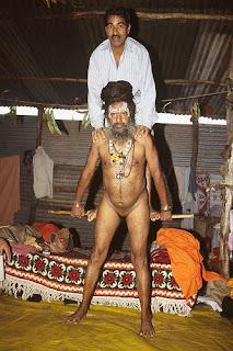 naga sadhu yog