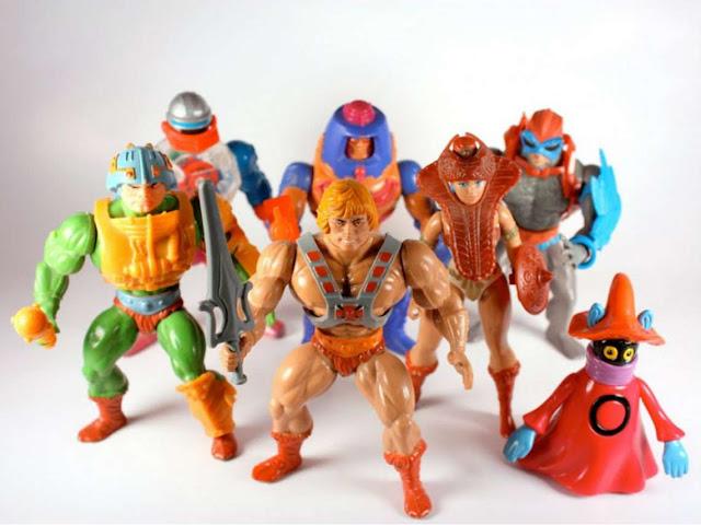 Toy Loco Fest: una expo con juguetes de colección, cómics y más