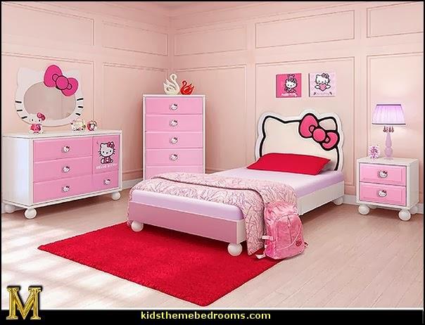 Decorating theme bedrooms - Maries Manor: Hello Kitty ...