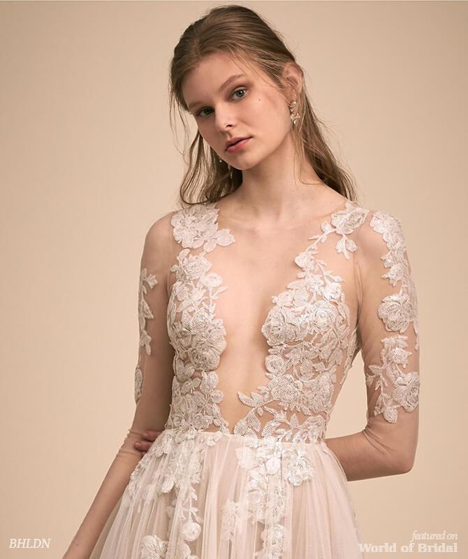e81e7ef9d04a BHLDN Spring 2018 Wedding Dresses - World of Bridal
