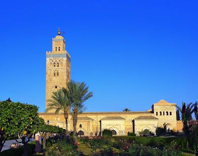 Masjid di Maroko