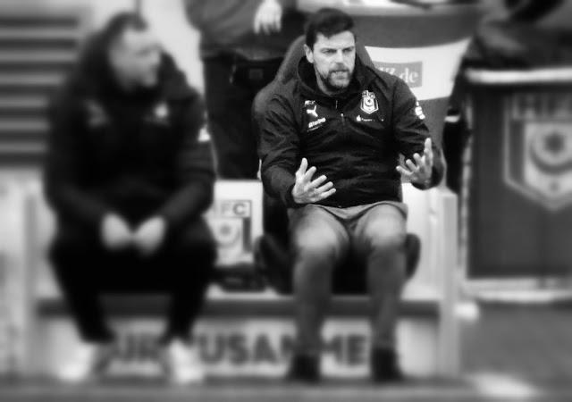 Hallescher FC 3. Liga Trainerbank