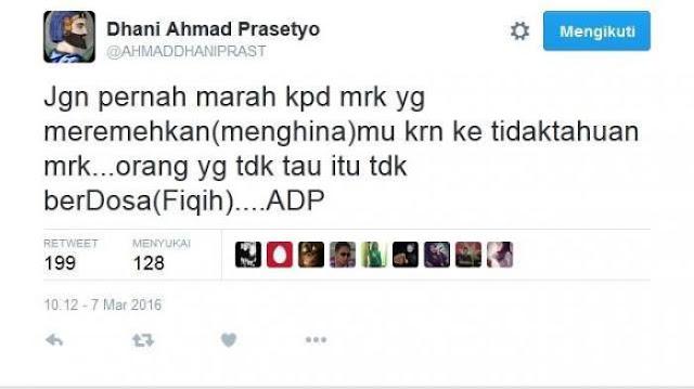 Kicauan Duka Nestapa AHMAD DHANI di Medsos, Malah di Bully Para Netizen!!!