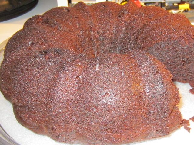 Jam Sponge Cake Using Mashed Potato