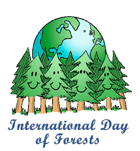 International Day of Forests 2019 Observed on March 21st
