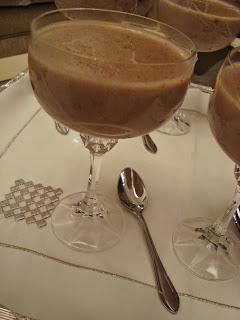 Recette de bouzet boufriwa( crème aux noisettes)