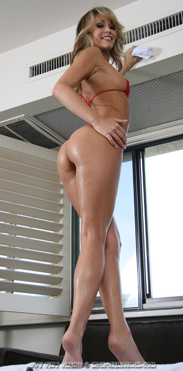 Monique Alexander Bikini 50