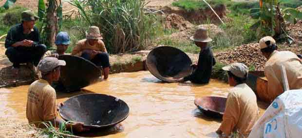 Pendulangan Intan Di Kalimantan