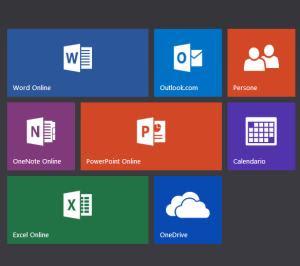 Microsoft office online sito gratuito per creare e for Programmi rendering gratis