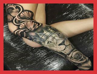 Tatuajes de moda para hombres en las manos