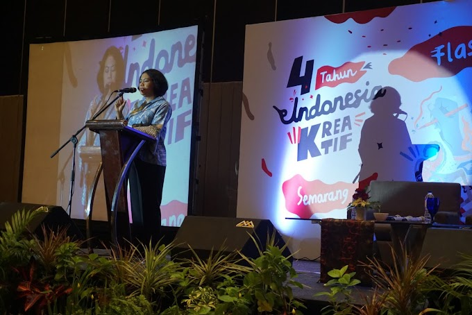 4 Tahun Indonesia Kreatif, Apa Kontribusimu untuk Bangsa?