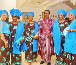 Why I Stopped Taking More Wives After 7 Wives - King Sunny Ade