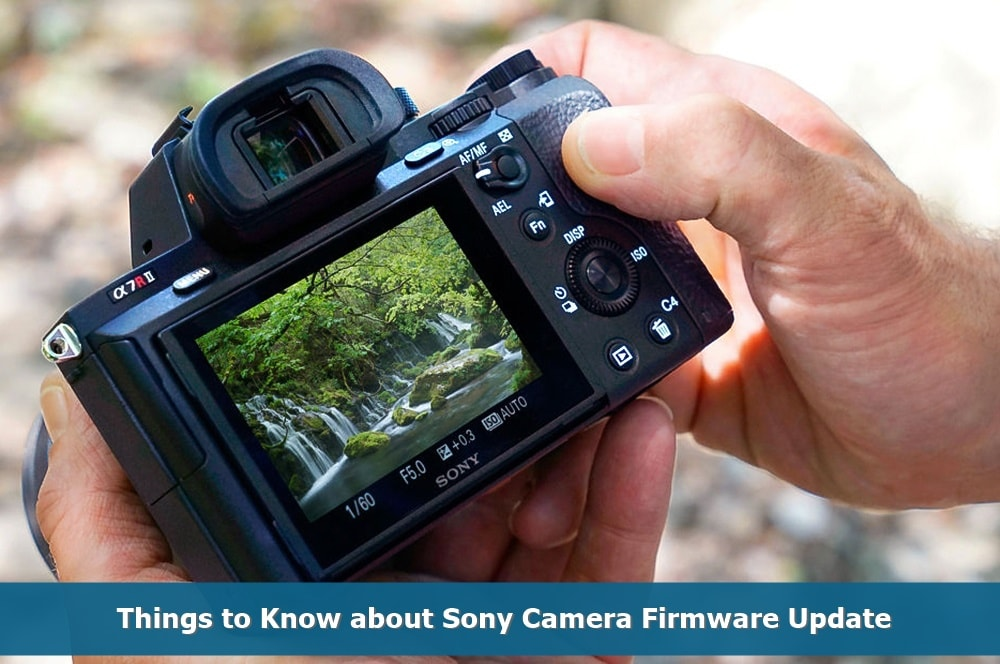 Sony Camera Firmware Update