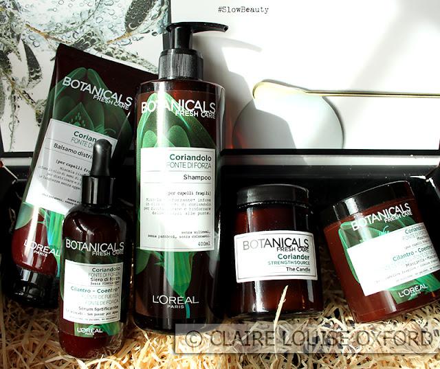 Tutti i prodotti L'Oreal Botanicals Fresh Care Coriandolo