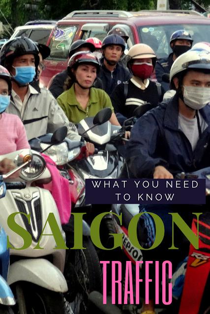 What you need to know - Saigon Traffic