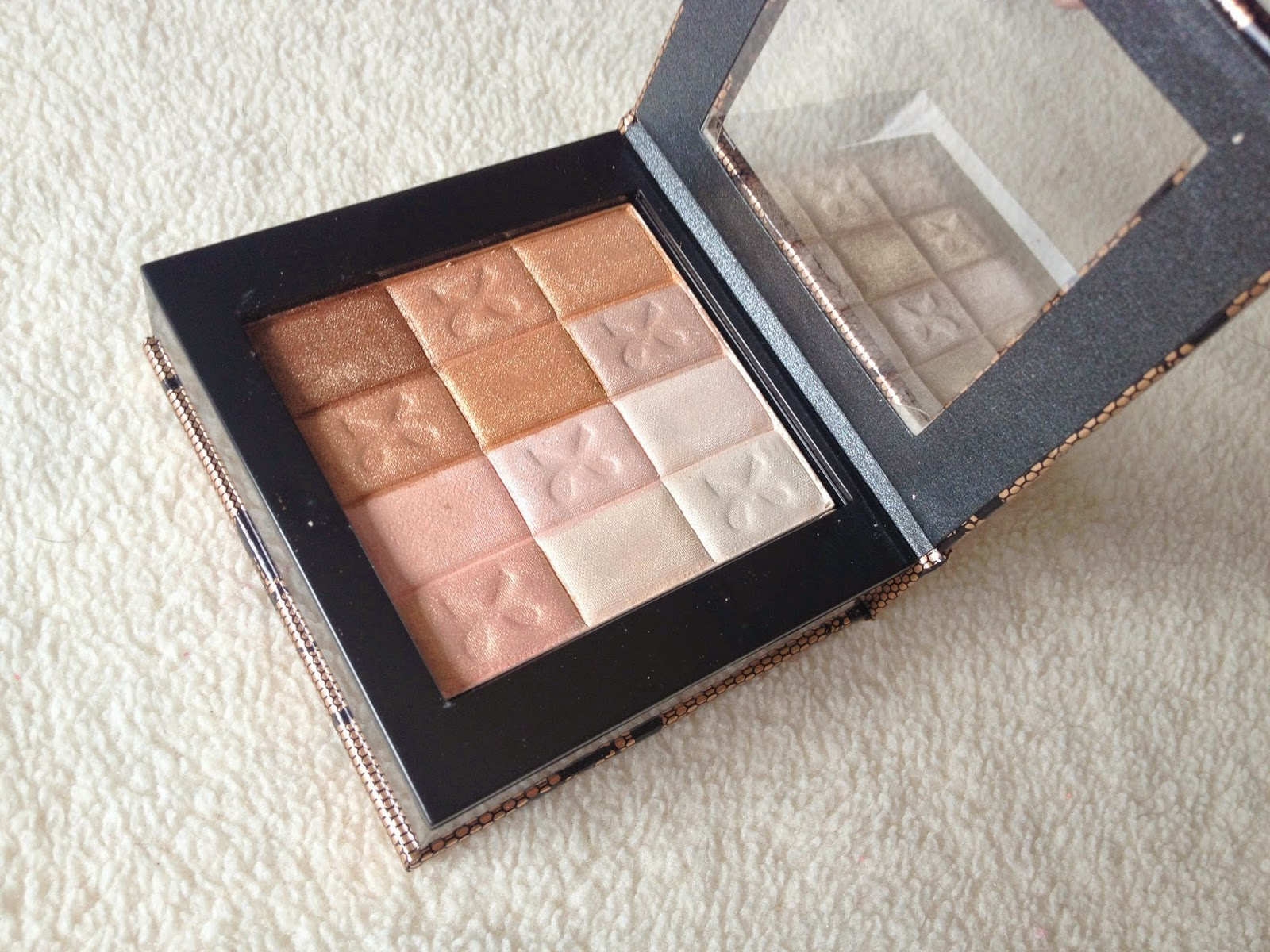 Physicians Formula Shimmer Strips All in 1 Custom Nude Palette