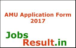 AMU Application Form 2017