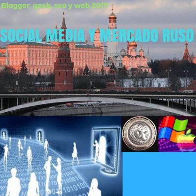 Porque el mercado ruso contiene millones y millones de personas que ingresan a sus redes sociales y el idioma no sería un problema.